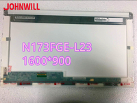40pin Laptop Lcd Screen Panel Fit for B173RW01 V.3 V.4 V.5 LTN173KT01 LTN173KT02 LP173WD1 N173FGE L23 Free Shipping