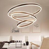 Современный светодио дный светодиодный подвесной светильник круглый домашний светодио дный светильник светодиодный светильник скандинав