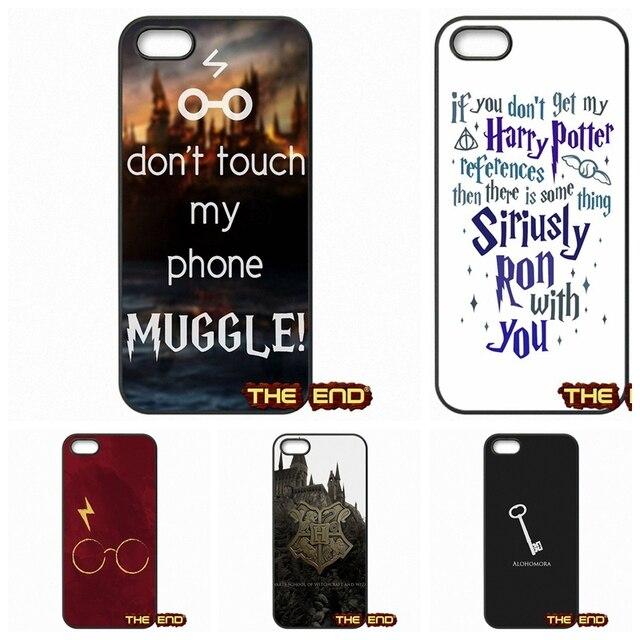 Harry Potter Wallpaper Pattern Cell Phone Cases Covers For Xiaomi Mi2 Mi3 Mi4 Mi4i Mi4C Mi5