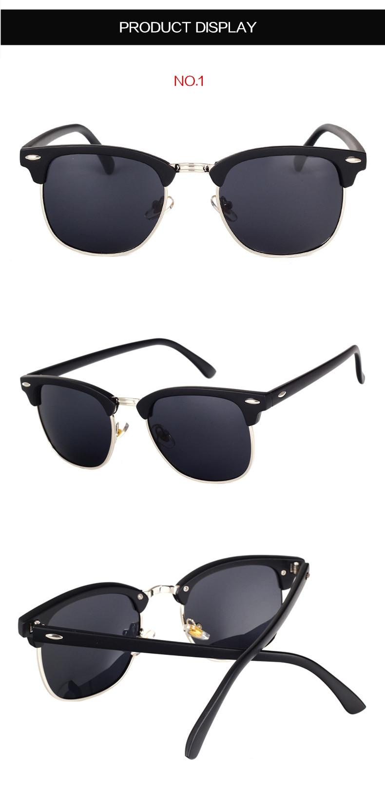 HTB1cHaaXz3z9KJjy0Fmq6xiwXXap - YOOSKE Classic Polarized Sunglasses Men Women Retro Brand Designer High Quality Sun Glasses Female Male Fashion Mirror Sunglass