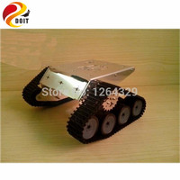 Tank Car Chassis Crawler Intelligent Diy Robot Electronic Toy Development Kit Tractor Toy