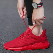 купить MIUBU Men Shoes Soft Casual Shoes Fashion Male Comfortable Sneakers Breathable Summer Chaussures Pour Hommes The New Footwear дешево