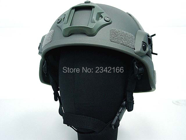 MICH TC-2000 ACH Helmet with NVG Mount & Side Rail War Game Helmet Tactical Accessories 4 Color mich 2001 military tactical combat helmet nvg mount side rail outdoor tactical helmet
