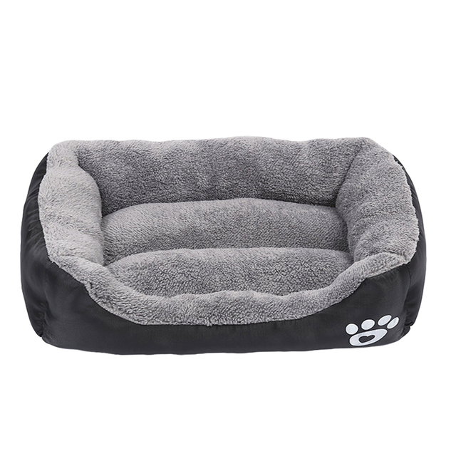 Dog Bed for Small Medium Large Dogs 2XL Size Pet Dog House Warm Cotton Puppy Cat Beds for Chihuahua Yorkshire Golden Big Dog Bed 4