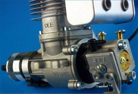 DLE 20 Motor GAS origjinal RA për shitje të nxehtë modeli aeroplan - Lodra me telekomandë - Foto 3