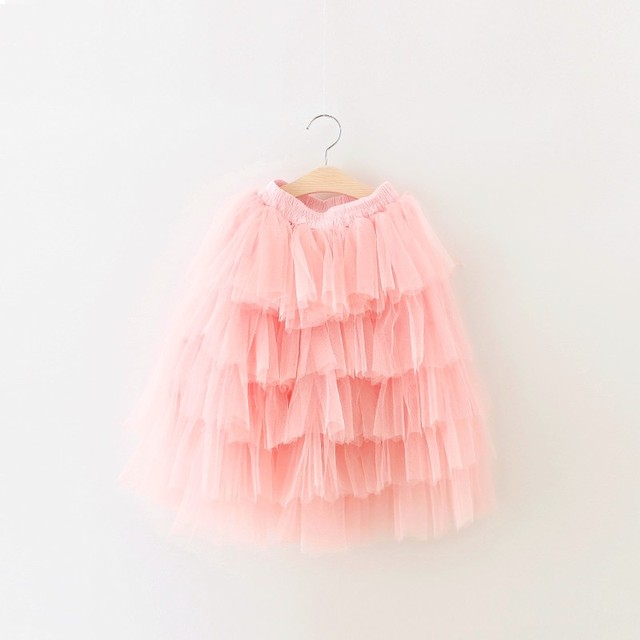 Retail 2017 Girls gauze skirts , tutu skirt girl , tutu skirt , girls skirts, FF01