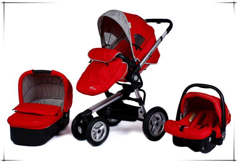 Luxury Travel System Strollers