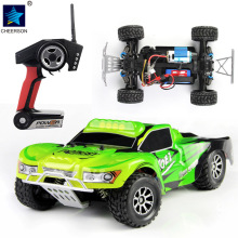 1:18 High Speed Off Road 45Km 2.4G 4WD Remote Control Racing Off Road RC Car Child Eletric Gift