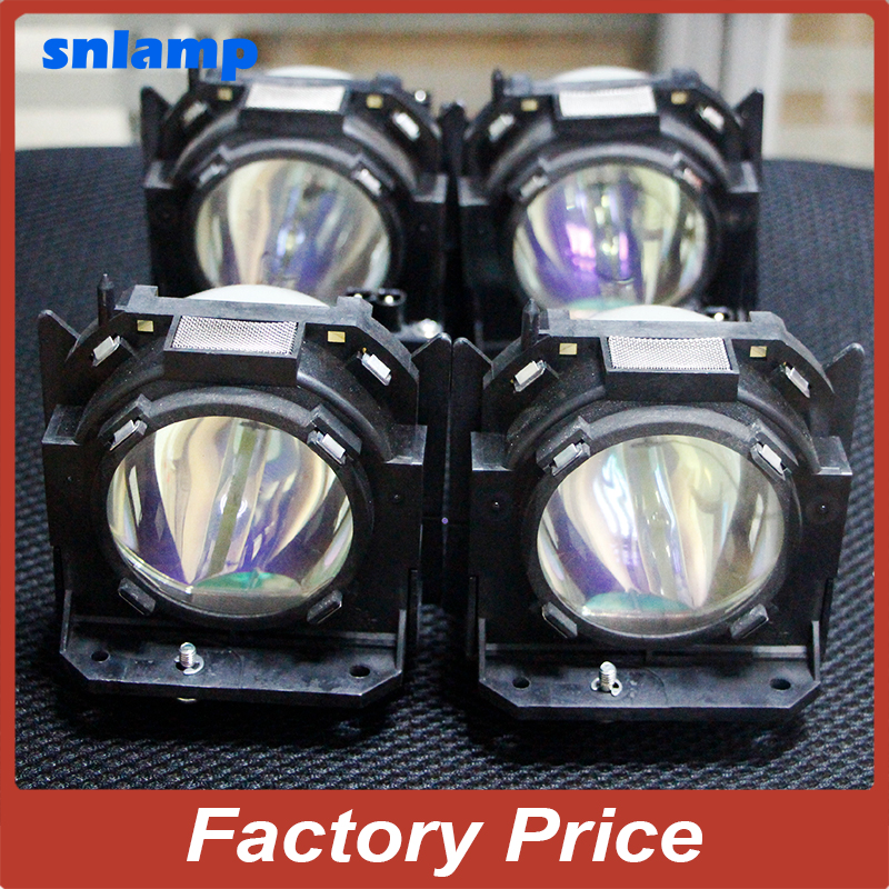 4pc/lot 100% Original Projector lamp HS300AR12-4 with housing ET-LAD12KF for  PT-D12000 PT-DW100  PT-DZ12000 PT-DW100C 100% new original bare projector lamp xl2100 for kf 50we620 kf 60sx300 kf 60we610 kf we50 kf we42 kf we50a1