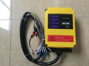 Image 3 - 2 Speed 2 Transmitters 8 Channels Hoist Crane Radio Remote Control System A100