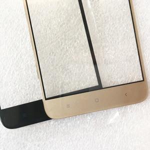 Image 3 - Para xiaomi redmi 4x sensor digitador da tela de toque 5.0 display lcd frente lente vidro