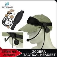 Z-tac ZTEA TACTICAL HEADSET auriculares Z043