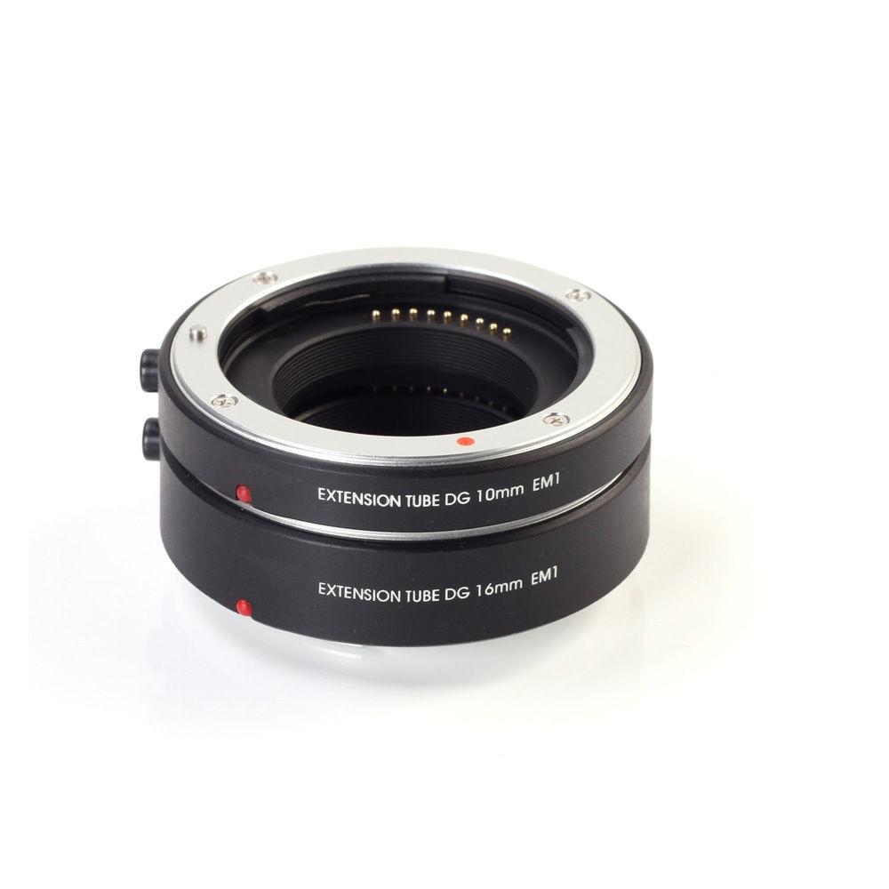 Meike Mk-S-Af3B Af Extension Tube Adapter Ring Lens For Sony Nex Micro Dslr 10M