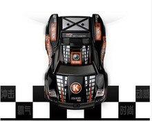 WL Игрушечные лошадки L939 мини высокой Скорость RC автомобиль дрейф автомобиль 5 уровень Скорость Цельнокройное полный пропорциональной руля Радиоуправляемые игрушки радио Электрический