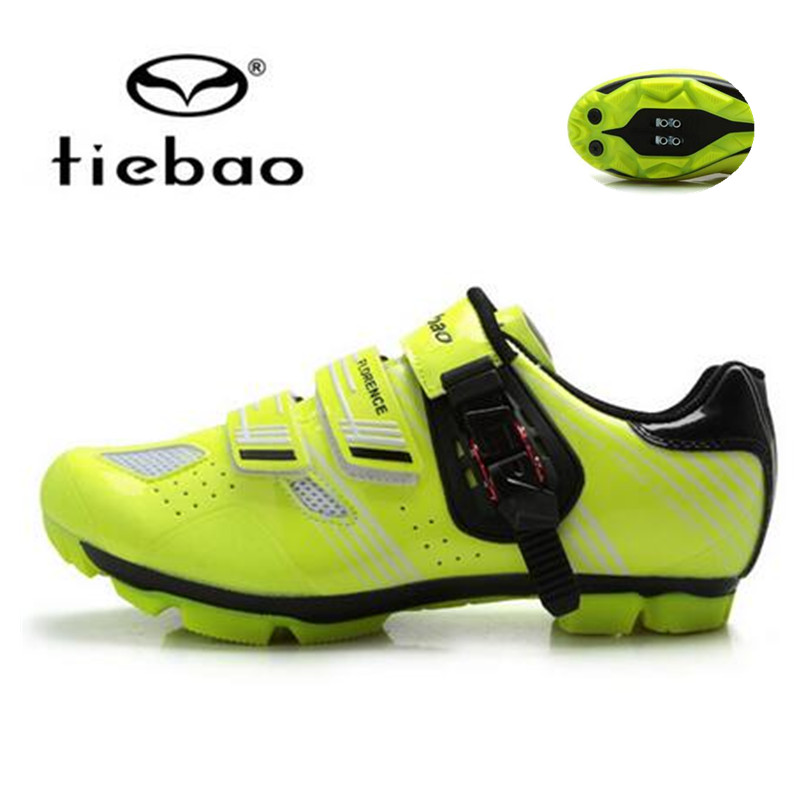 ФОТО Tiebao MTB Cycling Shoes 2017 Men sneakers women superstar shoe sapatilha ciclismo mtb Mountain bike sapato masculino Bike Shoes