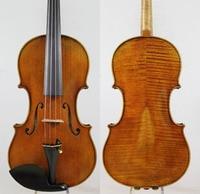 Guarnieri Ole Bull' 1744 Violin violino Copy .All European Wood ,oil varnish!Best performance!Free Shippin, Case,Bow!