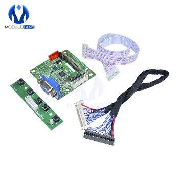 "MT6820-B MT6820B-placa controladora de pantalla Universal LVDS LCD Montor, 5V, 10 ""-42"", Laptor, piezas de ordenador, módulo de Kit DIY"