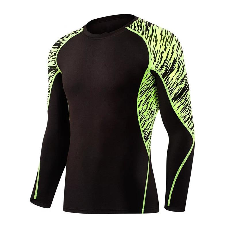 18e29f01257 ... Goalkeeper Uniforms Top Polyester Tight Soccer Jerseys New Mens  Sportswear 2017 Long Sleeve Shirt Comfortable Football Tight Jersey ...