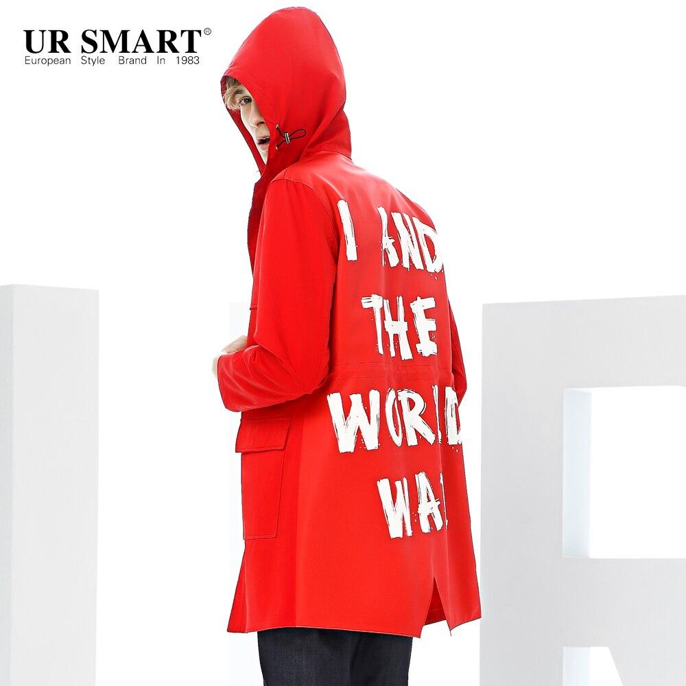 Online Get Cheap Men's Red Trench Coat -Aliexpress.com ...