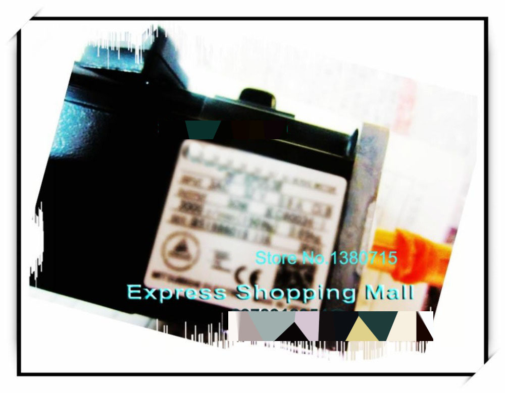New Original HF-KP053B 50W 3000r/min with Brake AC Servo Motor new original hf mp053 50w 3000r min ac servo motor