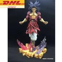 Dragon Ball Z статуя Супер Saiyan Broli бюст Сон Гоку враг полный Длина портрет анимационная фигурка GK Коллекционная модель игрушки D336