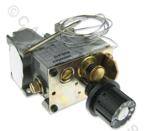 EUROSIT 0.630.327 THERMOSTAT de commande de soupape de gaz THERMOSTAT 80-320 0630327EUROSIT 0.630.327 THERMOSTAT de commande de soupape de gaz THERMOSTAT 80-320 0630327