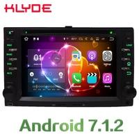 KLYDE 2GB RAM 4G WIFI DAB+ Car DVD Player Radio For Kia Carens CEED Cerato Sportage Sorento Rondo Magentis Optima LOTZE