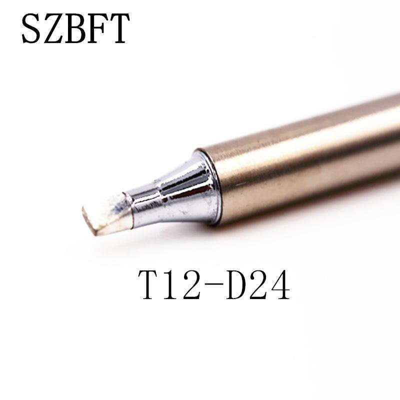 SZBFT T12 sorozatú forrasztható vas hegy T12-D24 B B2 B4 BC1 BC2 - Hegesztő felszerelések - Fénykép 2