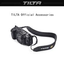 TILTA BMPCC4K kafes yapılandırıcı aksesuarları Lens adaptörü destek çubuğu tutucu taktik kordon çok fonksiyonlu üst plaka