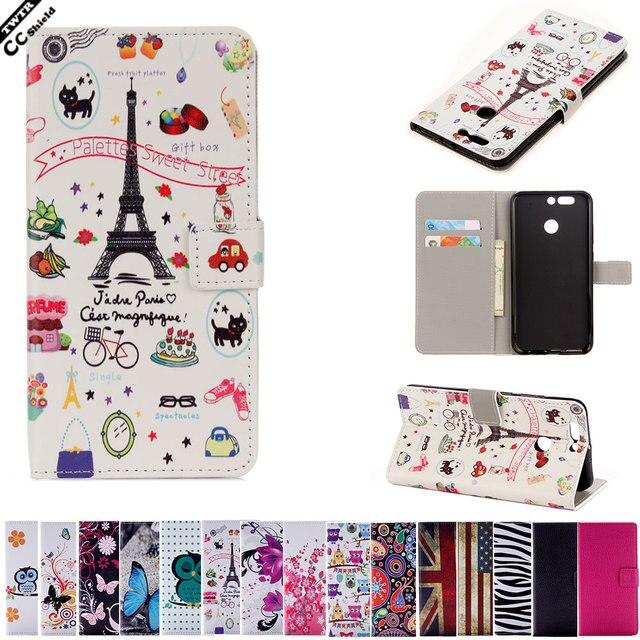 Flip Case for Huaweie Honor V9 V 9 Case Phone Leather Cover for Honor 8 Pro DUK-L09 DUK-AL20 DUK-TL30 DUK L09 AL20 TL30 wallet