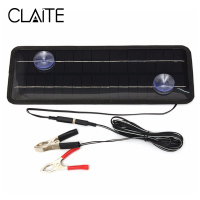 Hot Universal 12V 4 5W Car Solar Panels Solar Charger Rechargeable Portable Battery Charger Durabe For