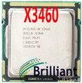 Free shipping FOR lntel Xeon X3460 2.8G/8M/2.5G LGA1156 Quad Core Server CPU Processor SLBJK equal i7 860