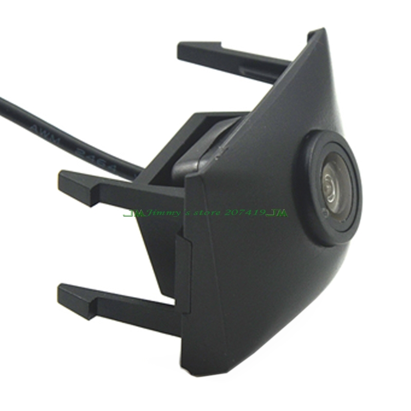 Hot Car Front View Camera Grille Logo Embeded Camera For