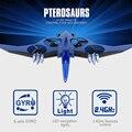 JXD 511 RC Мультикоптер 2.4 Г Птерозавр малой оси Вертолет Дистанционного Управления Игрушки Drone Без Камеры Как Малыш Подарок