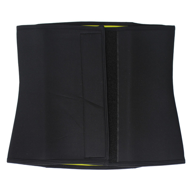 Men Body Shapers Belt Plus Siz Slimming Shapers Belts Waist Trimmer Natural Weight Loss Neoprene Workout Belt Compression Corset 3