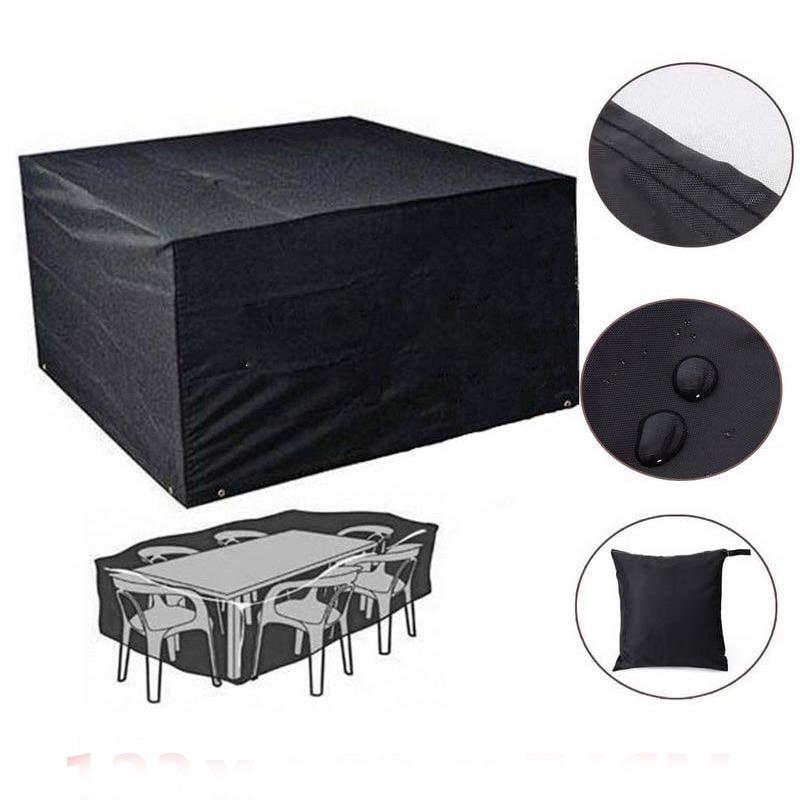 Szs caliente impermeable conjunto cubo cubierta silla Mesa refugio ...
