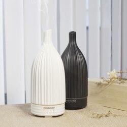 VVPEC 100ml ceramiczny ultradźwiękowy nawilżacz powietrza elektryczny dyfuzor olejek do pokoju samochodowego Home Office|Nawilżacze powietrza|   -