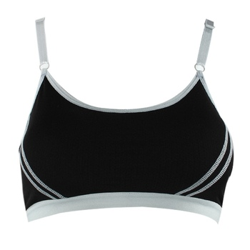 Adjustable Sports Bra Fitness Yoga Sports Bra For Running Gym Women Seamless Breathable Push Up Leisure Bras 8