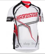 cycling jersey 2019 popular motocross short sleeve running and jogging quick-drying downhill ciclismo