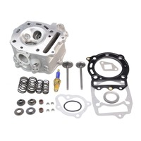 GOOFIT Cylinder Head Bore Kit Valve Gasket For CF250 GY6 250 Helix CN250 Moped Scooter Go