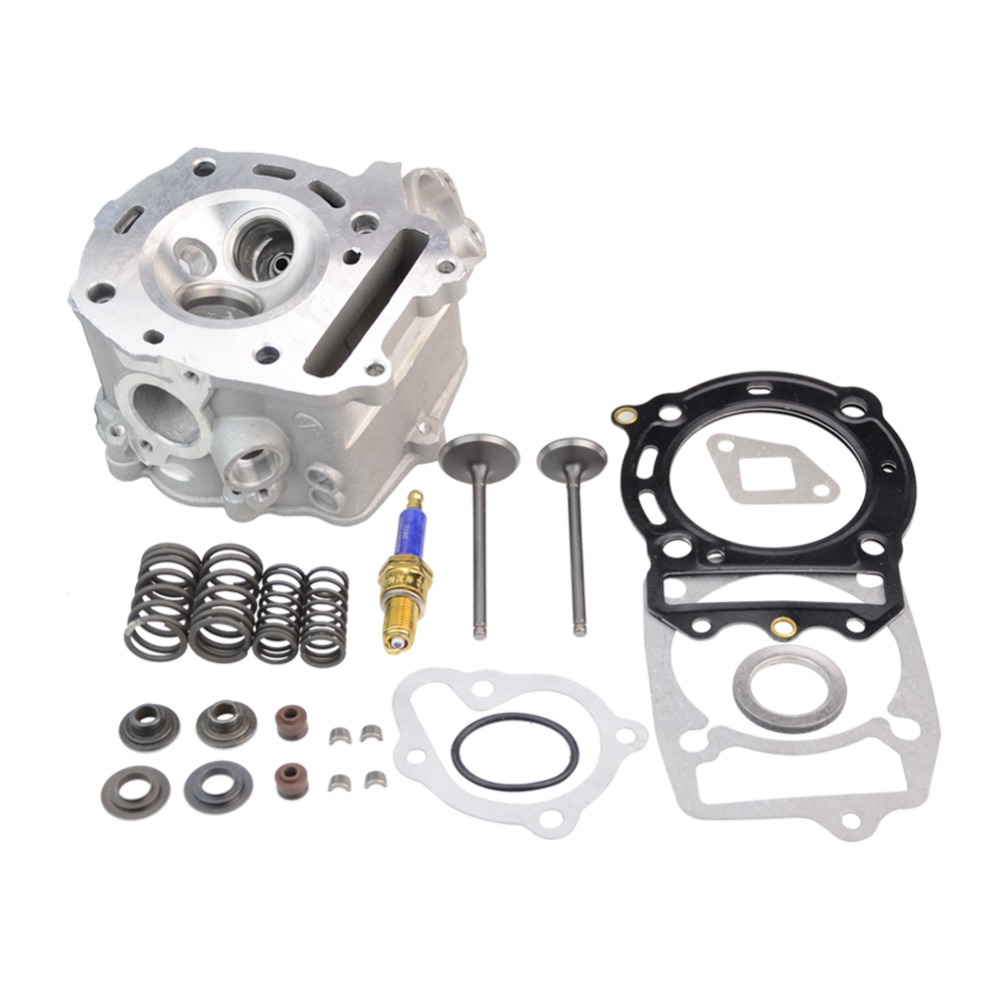GOOFIT Cylinder Kit for Honda Elite CH250 Helix CN250 Baja Hammerhead Roketa Zongshen Chinese Water Cooled 250cc ATV Dirt Bike goofit cylinder kit for honda elite ch250 helix cn250 baja hammerhead roketa zongshen chinese water cooled 250cc atv dirt bike