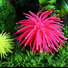 2016 New Style Soft Colorful Artificial Silicone Coral Fish Tank Aquarium Decoration Best Home Ornament G01548