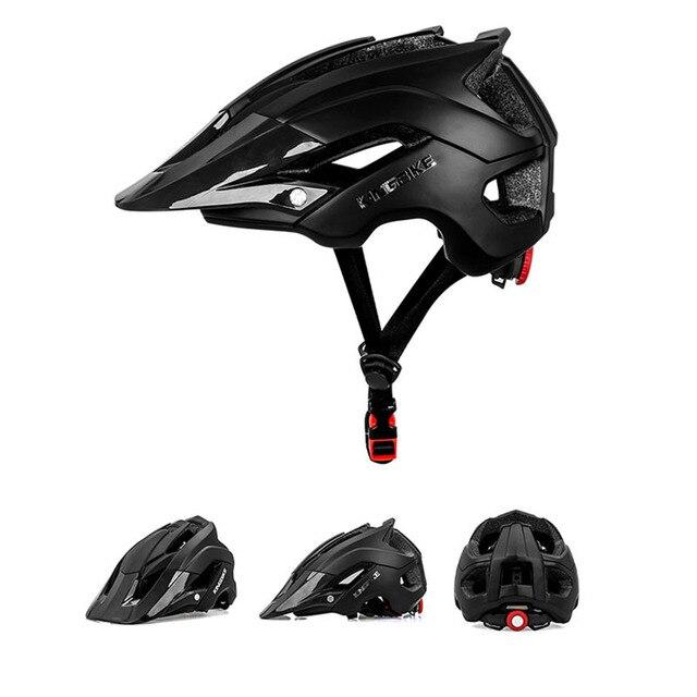 KINGBIKE helmet for cycling women men women aero helmet bike mtb helmet cascos mtb casco de bicicleta bicycle helmets M-L56-62cm