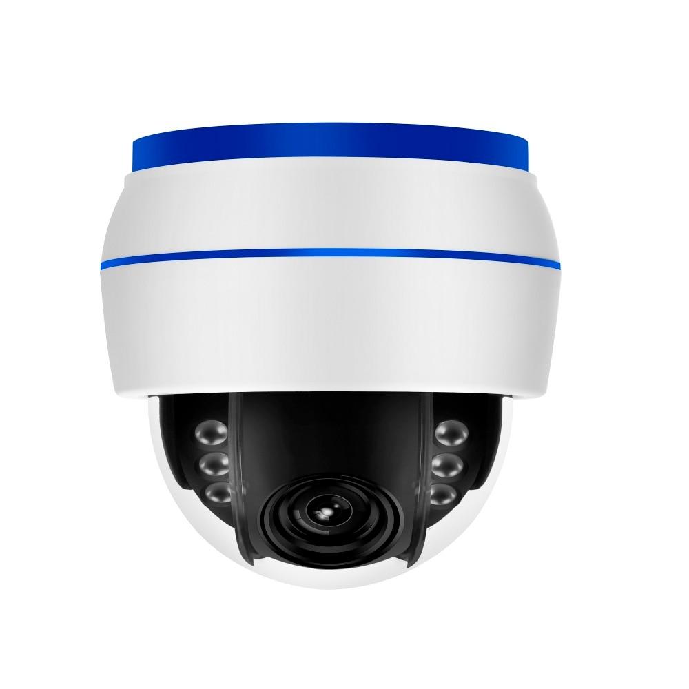 5X Auto zoom focus 5MP P2P Wifi IP dome cameras Sony sensor IR vision waterproof  5MP Wifi CCTV dome cameras