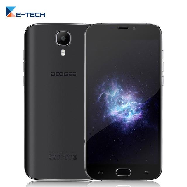 Original Doogee X9 mini Smartphone Android 6.0 MTK6580 Quad Core 5.0 Inch HD Screen 1GB RAM 8GB ROM 3G FDD LTE Mobile Phone