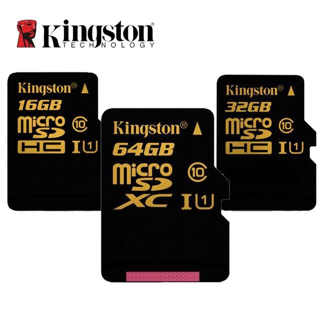 Kingston Micro Sd Karte C10 16 Gb 32 Gb 64 Gb Speicher Karte Class