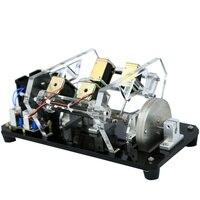 5V dc moter Electromagnet Model of High Power model engine tecnologia engine model Scientific toy
