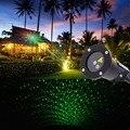 Impermeable al aire libre de Luz Láser Proyector de Iluminación de La Decoración LED Del Paisaje Del Jardín de Navidad Festival FULI