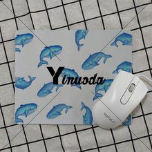 Yinuoda Vintage Cool Dolphin Comfort Mouse Mat Gaming Mousepad Natural Rubber Gaming mousepad Desk Mat