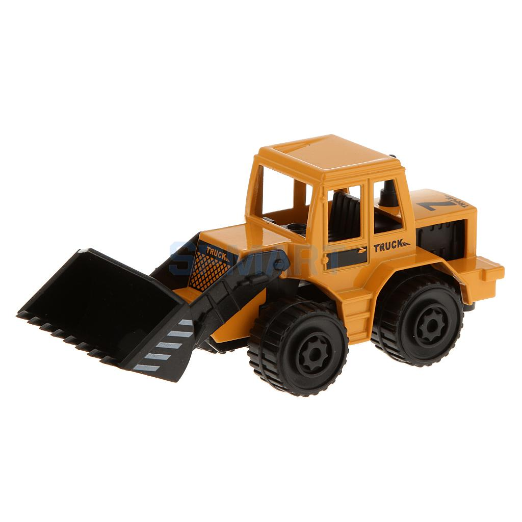 Diecast tractor shovel loader forklift truck model vehicle car toys china
